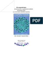 Libro Cooperativismo y Desarrollo