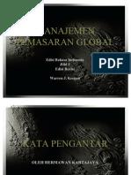 Manajemen Pemasaran Global-kata Pengantar