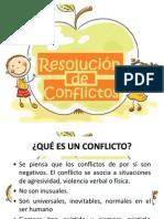 Taller 6 - Resolución de conflictos
