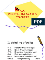 Digital Inegrated Circuits
