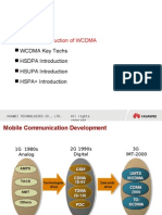 1.WCDMA Basic Principle Introduction