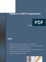 Update in ERCP Complication