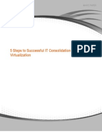 5 Steps to Successful IT_Consolidation and Virtualization
