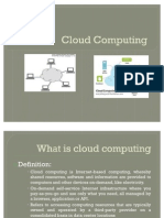 104538 Cloud Computing