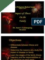 Impact of Illness