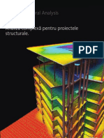 RO Robot Structural Analysis Pro 11 Brochure RO 15575