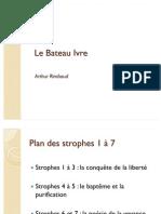 Rimbaud Analyse Le Bateau Ivre
