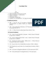 Curriculum Vitae Bruno MUlhaisse Actualizado