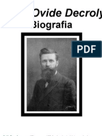 JeanOvide Decroly - Biografia