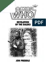 Doctor Who Revelation of the Daleks