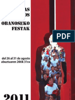 Obanos Fiestas 2011