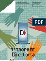 Reglement Trophee Directions 2011