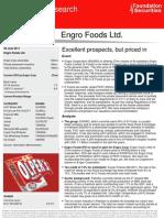 Engro Foods Note 05-07-11