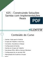 425 - Samba