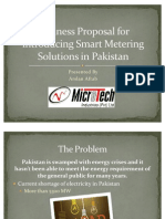 Smart Meters in Pakistan
