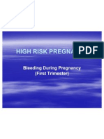 Bleeding Disorders of Pregnancy