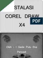 Instalasi Corel X4_eka