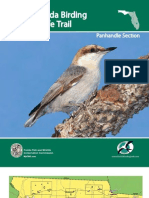 Panhandle Great Florida Birding and Wildlife Trail Guidebook