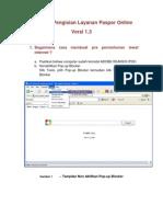 _faq Passpor Online