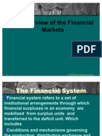 The Money and Capital Markets