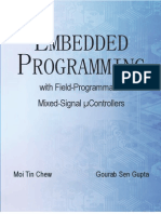 Mixed Signal Embedded Programming