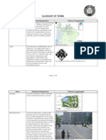 Complete Streets Glossary of Terms