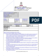 ISO 9001-2000 - Audit Report
