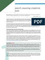 Social Search Causing Creative Destruction by Jens Gregersen