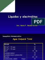 Liquidos y Electrolitos Pediatria