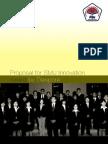 Proposal for SMU Innovation Award 2011
