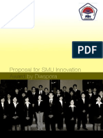 Proposal for SMU Innovation Award 2011