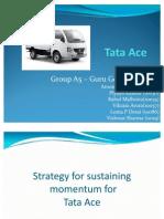 Strategic Memo - Tata Ace