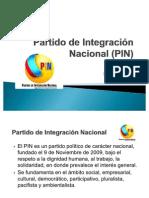 Partido de Integración Nacional (PIN)