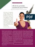 Mas Alla de Las Pasarelas - Gisela López