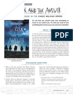 The Ask and the Answer by Patrick Ness Discussion Guide