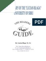Sibiu Library Guide A5