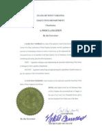 2011.08.17 Proclamation