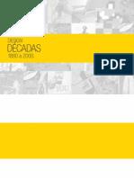 Catalogo Decadas do Design