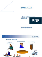 Interview Guide Inductis