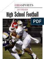 High School Football Preview