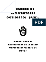 Manual Psc b5