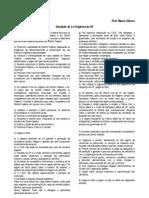 Simulado de LODF-Prof Mauro Chaves