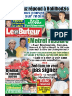 LE BUTEUR PDF du 18/08/2011