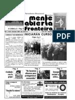 Noticias de Fronteira