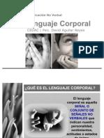 Presentacion Lenguaje No Verbal