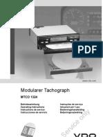 Manual Tacografo Analogico 1324