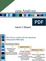 Process Analysis WSD