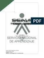 Software y Su Clasificación