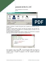Entorno Dev C++