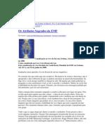 Os Atributos Sagrados Da EMF